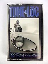 Tone-Loc - Loc-ed After Dark [PA] 1989 Cassette Rap