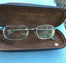 Kirkland Signature Eyeglass Frames Nitrogen 869204 Gunmetal 51[]19 140mm Italy