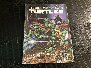 1986 Teenage Mutant Ninja Turtles First Graphic Novel