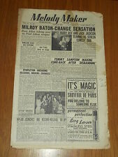 MELODY MAKER 1949 #813 MAR 5 JAZZ SWING HARRY ROY JACK JACKSON TOMMY SAMPSON