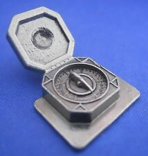 Monopoly Pirates Of The Caribbean Trilogy Jack Sparrow Compass Token Game Piece