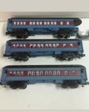 Lionel Three Polar Express Passenger Cars — O Gauge