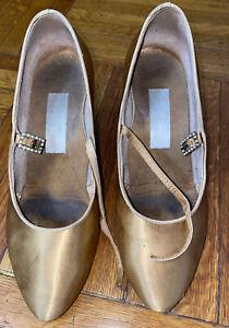 Aida Dance Smooth Ballroom Shoes Size 24.5
