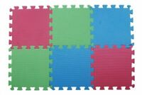 KnitPro Lace Blocking Mats Pack of 9 Assorted Colours