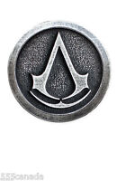 Assassins Creed Official Metal Pin BRAND NEW - Syndicate Brotherhood Origins