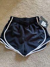 """New Nike Womens 3.0"""" Dry Tempo Dri-Fit Shorts-Obsidian Dark Blue Xs 831558"""