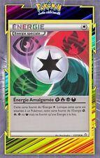 Energie Amalgamée - N&B:Dragons Exaltés - 117/124 -Carte Pokemon Neuve française