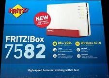 AVM FRITZ!Box 7582  NEU OVP Wlan DSL-Router / DECT Telefonanlage (7580)