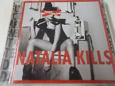 Natalia Kills-perfectionist - 2011 Interscope CD album (602527682471)