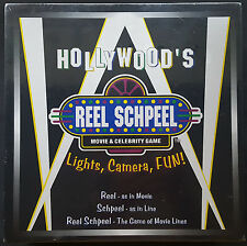 HOLLYWOOD'S REEL SCHPEEL Game Geste Boardgame Box - NEW/SEALED From 1998