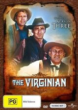 Virginian The Season 3 - DVD Region 4