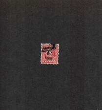 US K2 used stamp Shanghai China 4c on 2c lot 1