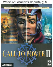 Call to Power II 2 PC Game Windows XP Vista 7 8