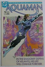 Aquaman #1 (Feb 1986, Dc), Vfn (8.0), copy A, new costume, 1st limited series
