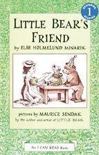 Little Bears Friend (I Can Read Book) by Else Holmelund Minarik