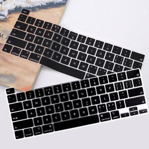 Keyboard Cover for 2020 Newest MacBook Pro 13 inch A2338 (M1) A2289 A2251, 2Pack