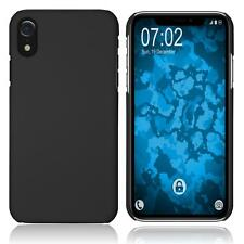 Hardcase Apple iPhone Xr rubberized black Cover Case