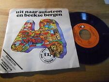 """7"""" Werbe Jaap Dekker Boogie Set - Uit Naar Autotron En .. (3 Song) IMPERIAL / NL"""