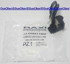 CONNETTORE ACCENDITORE VZ2/10 SAC L=600 BAXI COD. JJJ00 8511560  EX 8419060