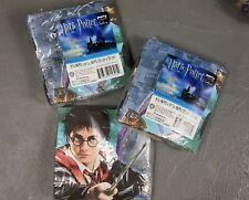Hallmark HARRY POTTER Napkins Party Favors Azkaban 3 Packages 16ct each