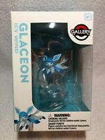 Official Pokemon Center Pokemon Gallery Figure Icy Wind Glaceon New Mint Sealed
