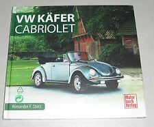 Schrader Typen Chronik VW Käfer Cabrio 1200 1300 1302 1303 Karmann Ghia Bildband