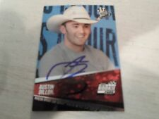 nascar racing austin dillon signed rookie racing card