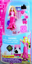 Barbie Build in Style Mannequin, Fashion Model, 21 Teile, Mega Bloks 80208