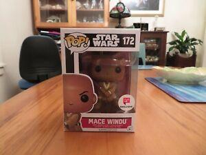 Star Wars Mace Windu (Vaulted) | Funko Pop Vinyl #172