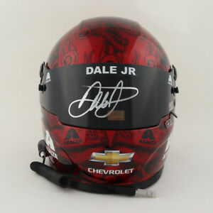 "Dale Earnhardt Jr. Signed NASCAR ""First Final"" Axalta #88 LE Full-Size Helmet"