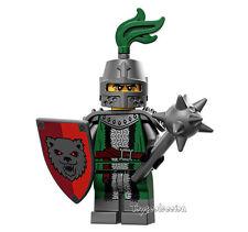 LEGO MINIFIGURES SERIE 15 MINIFIGURA FRIGHTENING KNIGHT 71011 - ORIGINAL MINIFIG