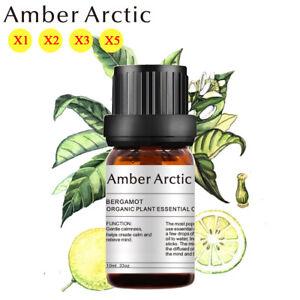 Amber Arctic Bergamot Natural Essential Oil 100% Pure Therapeutic Aromatherapy