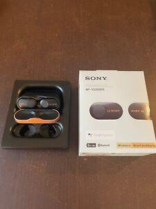 Sony WF-1000XM3 Noir comme neuf