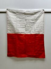 Free Shipping until 9/21! | Salvaged Vintage Nautical IcoS Flag H (Hotel)