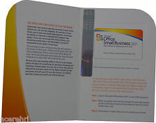 OFFICE 2007 Small Business Vollversion(MLK) 32+64bit Outlook,Word,PowerPoint,Exc