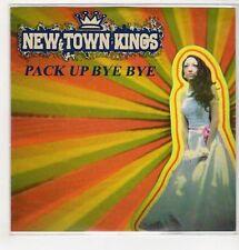 (GS569) New Town Kings, Pack Up Bye Bye - DJ CD