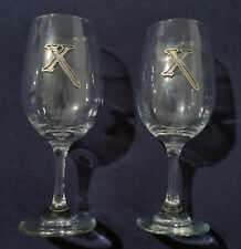 Xena Warrior Princess Set of 2 Wine Glasses Official Product Collectible