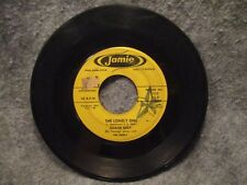 """45 RPM 7"""" Record Duane Eddy Detour & The Lonely One Jamie Records 1117"""