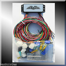 """ULTIMA """"PLUS"""" COMPLETE ELECTRONIC WIRING SYS/HARNESS -HARLEY TRI  CHOPPER BOBBER"""