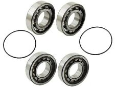 Porsche 924 944 77-85 FAG Inner and Outer Rear Wheel Bearings Set with O-Rings
