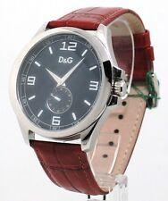 Orologio D&G Time solo tempo nero Ref. 7612901305080