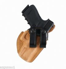 Galco Royal Guard Glock 26, 27, 33 Right Hand Natural, Part # RG286B