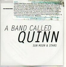 (356D) A Band Called Quinn, Sun Moon & Stars - DJ CD