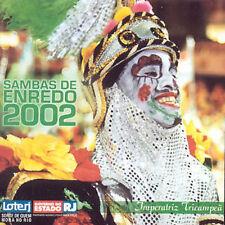 Sambas de Enredo 2002 - Various Artists (CD 2001)
