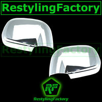 Chrome ABS Mirror Cover - a pair for 02-08 Dodge Ram 1500+2500+3500