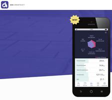 OneSoftDigm One SmartDiet Body Fat Measure Bluetooth Analyzer Device