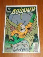 AQUAMAN TIME AND TIDE #4 OF 4 DC COMICS MARCH 1994