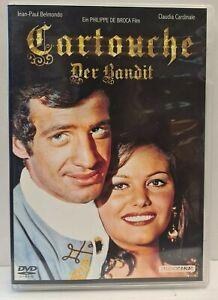 DVD - Cartouche der Bandit - FSK 12