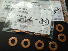 Bosch diesel injector shim BMW E46 E90 E92 E39 E60 E61 E65 E66 E83 E70 E53 6pc