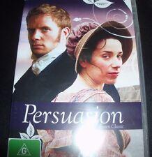 Persuasion (Jane Austen) (Australia - Region 4) DVD – New